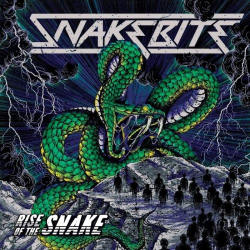 Snakebite - Rise Of The Snake (2018)